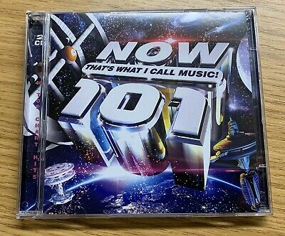 Now Thats What I Call Music 101 2cd Set Various Artists