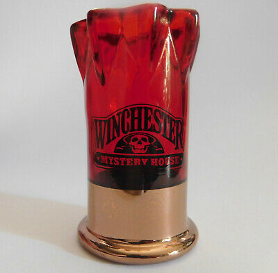 Winchester Mystery House Shot Glass