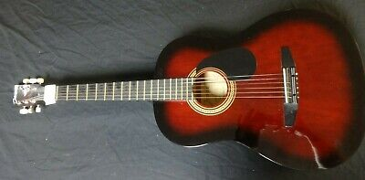 Acoustic Guitar Johnson JG-100-R