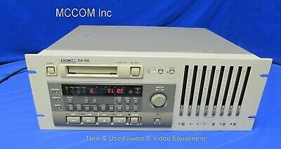 Tascam DA-88  8 Channel Digital Audio Multitrack Recorder  AS IS/ Parts