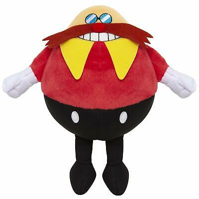 Prize Promo Sonic Plush Eggman Evil Villian Boss Stuffed Animal The Hedgehog Toy 23 14 Picclick Uk