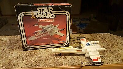 Vintage Star Wars X-Wing Fighter with Box