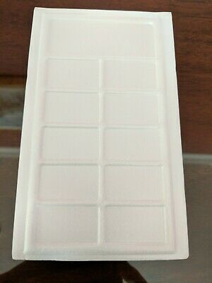 Mary Kay DISPOSABLE FOAM MAKE-UP PALETTE TRAYS. New & Opened Packages (77 total)