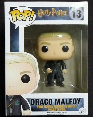 VAULTED - Harry Potter - Pop! - Draco Malfoy n°13 - Funko