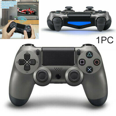 For PS4 PlayStation 4 Wireless bluetooth Controller Game Gamepad Joystick Joypad