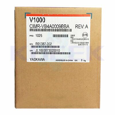 Yaskawa inverter 1pc new CIMR-VB4A0009BBA fast delivery