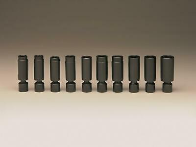 Wright Tool 3/8 In. Drive Impact Universal Socket Set 352