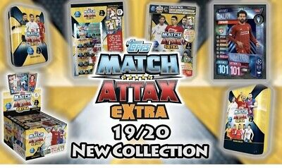 Match Attax Extra 19/20 Man Of The Match Cards 2019/20 UEFA Champions League UCL