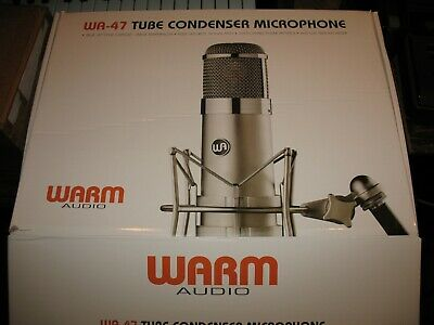 Warm Audio WA-47 tube mic