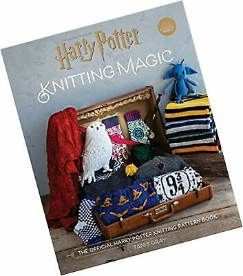 Harry Potter Knitting Magic - The official Harry Potter knitting pattern... Book