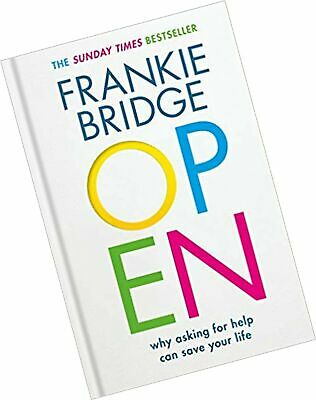 OPEN: Why asking for help can save your life Book