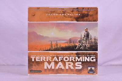 Factory Sealed - Terraforming Mars Board Game, Stronghold Games