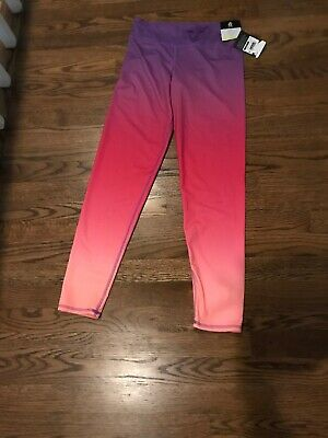 New NWT Champion Girls XL (14-16) Duo Dry Moisture Wicking Workout Leggings