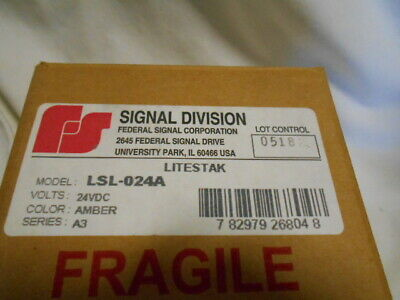 Signal Division Lsl024A New In Box