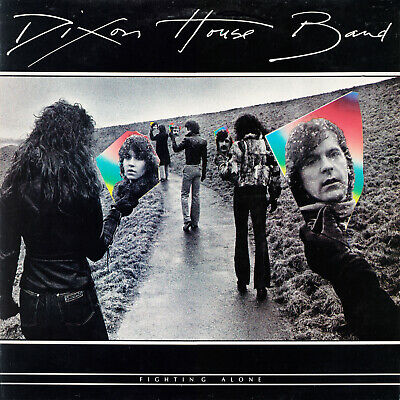 DIXON HOUSE BAND – Fighting Alone  - -  Rare AOR – Japan Release