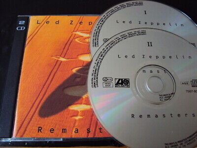 Led Zeppelin - Remasters 90 2-Cd: Greatest Hits Singles Very Best Of Nr Mint