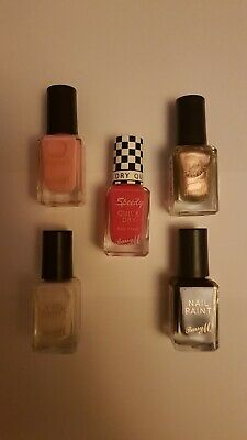 Barry M Nail Paint 10ml,Brand new,unopened and undamaged.
