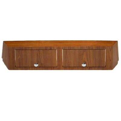 Scout 262 Abaco Woodgrain Boat Upper Galley Hatch Cabinet 191387-8177 (Second)