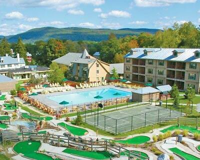 Silverleaf Oak N' Spruce Resort Ma Timeshare 2 Bedroom Fixed Week 31