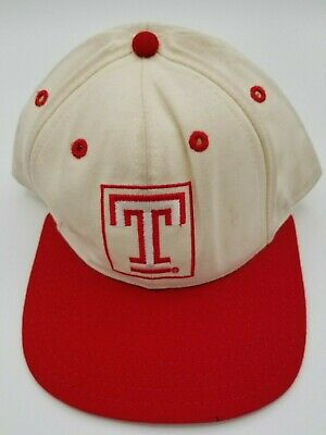 50% off timeless design look for TEMPLE UNIVERSITY OWLS Ncaa New Era 6 3/4 Or 6 7/8 Fitted Hat Free ...
