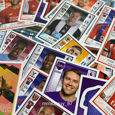 Panini Football 2020 Stickers - Choose Your Quantity. **NEW/MINT**
