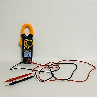 Craftsman PRO  Listed 65EA AC/DC True RMS Clamp Meter 73756
