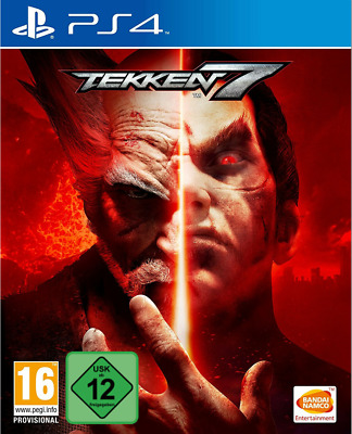 Tekken 7 PS4 Sony PlayStation 4