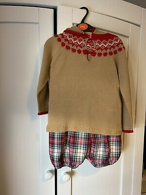 Spanish Boys Carmen Taberner Outfit Age 4