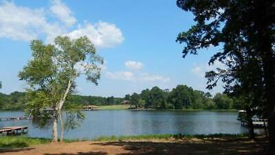 Burleson County Caldwell Texas 77836 Cade Lakes 0.30 Acres Lakefront Land Lot