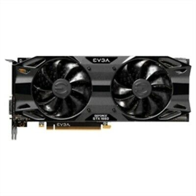 EVGA Video Card 06G-P4-1167-KR NVIDIA GeForce GTX 1660 XC Ultra GAMING 6GB GDDR5