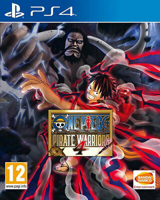 One Piece Pirate Warriors 4 (PS4 Disc)