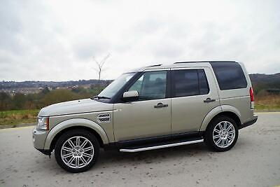 Land Rover Discovery 4 3.0Sd V6 Hse Auto 2012 12 Plate