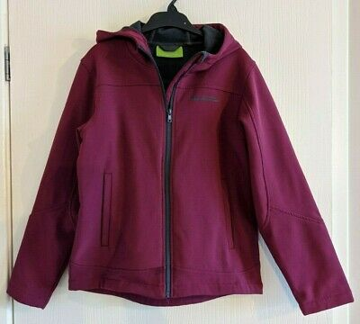 Mountain Warehouse Girls  Soft Shell Jacket - 11-12 Yrs - Good Condition