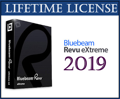 Bluebeam Revu Extreme 2019 🔓 Lifetime Activation ✅ instant delivery