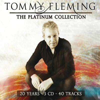 Tommy Fleming - The Platinum Collection (2011) | NEW SEALED 3 CD SET (40 SONGS)