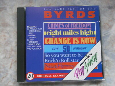 The Byrds, The Very Best Of..., CD