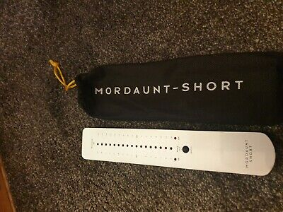 Mordaunt Short SPL Meter MS- SPL1 - Immaculate condition with storage bag.