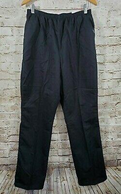 Chic Classic Collection Pull-On Pant Black Size 14 A NWT Elastic Waist