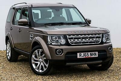 2015 Land Rover Discovery 4 30 SD V6 255 Automatic HSE