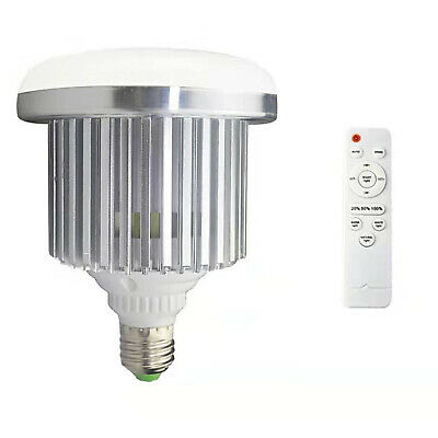 85 Watt Bi-Color LED Screw Base with Remote Control