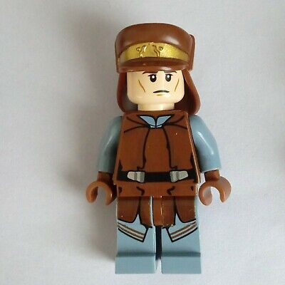 Genuine Lego Star Wars Naboo Security Officer Minifigure