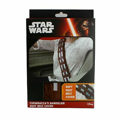 Star Wars - Chewbacca Seat Belt Cover - Universal Fit