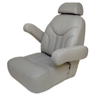 Premier Boat Captain Seat 768887 | 2013 Reclining Fusion Pearl