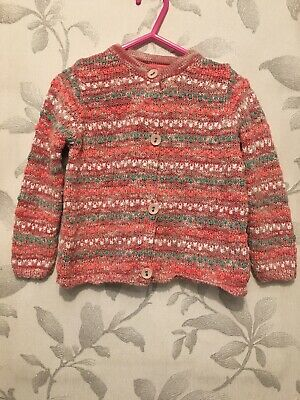 Girls Cardigan 18-24 months #3430