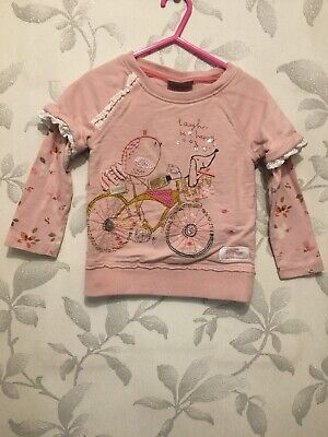 Girls Next Jumper 18-24 months #3447