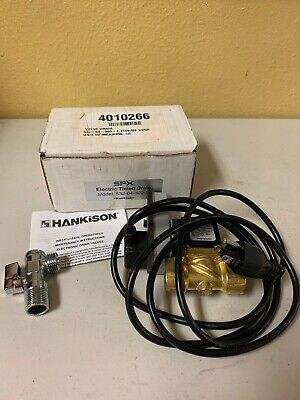 Spx Hankison 532-04-300-1 4010266 Electric Timed Drain, Brand New Free Shipping