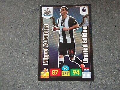Panini  Premier League 2019/20  LIMITED EDITION ALMIRON (Newcastle)