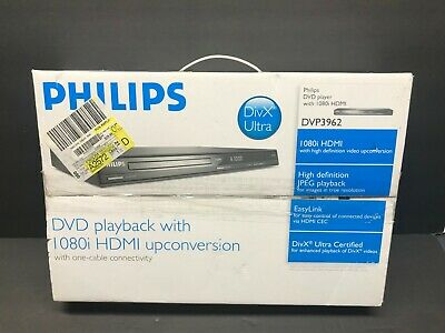 Philips DVP3962 DVD Player