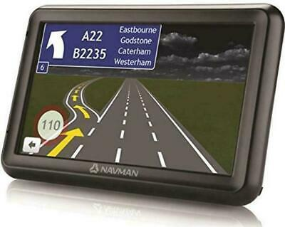 Navman 5000LM GPS, 44 Countries of Europe, Life Time Maps Navigation System