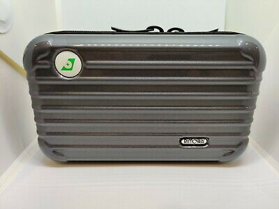 Eva Airlines Rimowa First Class Amenit Kit Hard Shell Case Only - Dark Grey